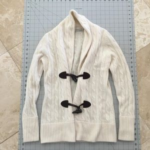 Autumn Cashmere Cardigan Sweater